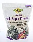 Bonide BND969 Triple Super Phosphate 0450 Phosphorus Plant Food Granules lb., 64 Ounce