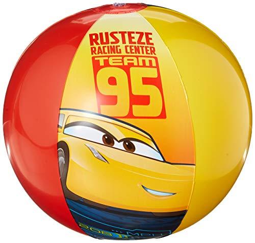 UPD Disney Cars 3 Inflatable Beach Ball, Multicolor (26589CAR)