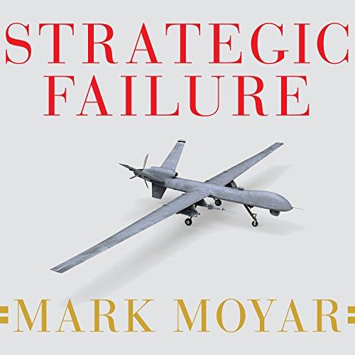 Strategic Failure audiobook cover art