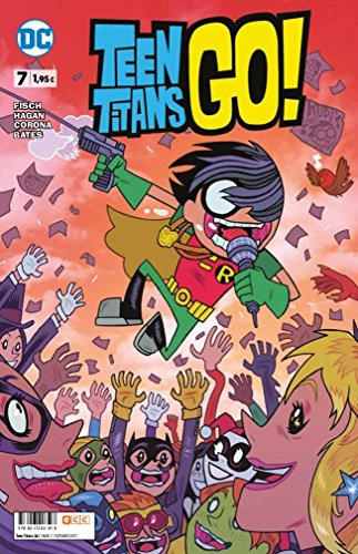 Teen Titans Go 7