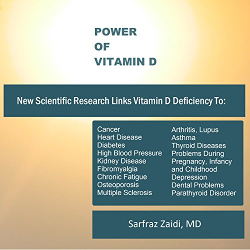 Power of Vitamin D cover art