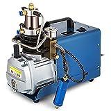 TOPQSC 300BAR 30MPA 4500PSI Hochdruck-Druckluftpumpe Elektrischer Luftkompressor, PCP Luftpumpe für...