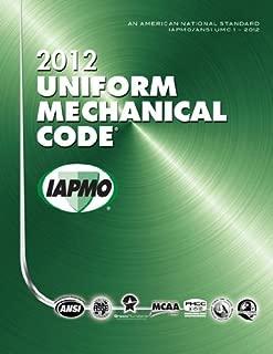 2012 Uniform Mechanical Code