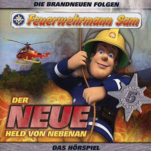 Feuerwehrmann Sam - Der neue Held von nebenan HÖRSPIEL (Teil 1)