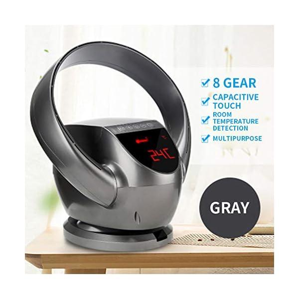 N-A-CY-1018A-Ventilador-sin-Hojas-silencioso-Control-Remoto-montado-en-la-Pared-Ventilador-de-Escritorio-hogar-Piso-Oficina-Ventilador-sin-Ventilador-WhiteCN