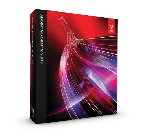 Adobe Acrobat Suite, Upsell Edition from Photoshop CS3, CS4, CS5 , Photoshop Extended CS3, CS4, CS5 or Captivate 3, 4, 5 [import anglais]