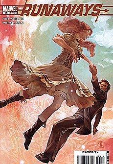 Comic Runaways (2005 series) #28 Book