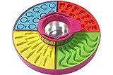 Gummibärchen Maschine mit 4 verschiedene Formen 40 Watt