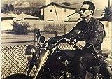 qianyuhe Druck auf Leinwand Wandkunst Bilder Terminator