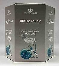 White Musk - 6ml (.2oz) Roll-on Perfume Oil by Al-Rehab (Crown Perfumes) (Box of 6)