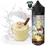 E-Liquid TARTA DE LA ABUELA | 120ML TPD | ElecVap | Sin Nicotina: 0MG | E-Liquido vapeo para Cigarrillos Electronicos - E Liquidos para Vaper 70/30
