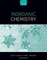 Inorganic Chemistry, 7th Edition Front Cover