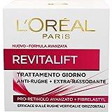L'Oréal Paris Crema Viso Giorno Revitalift, Azione Antirughe Extra-Rassodante con Pro-Retinolo Avanzato, 50 ml