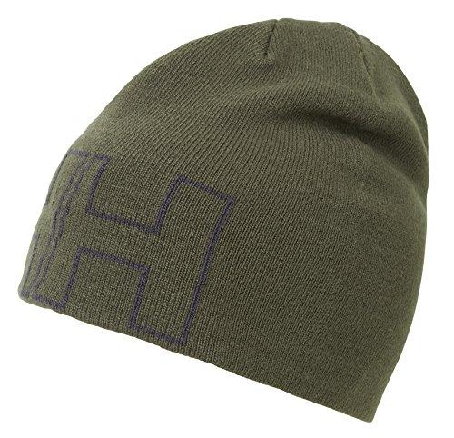 Helly Hansen Outline Beanie Bonnet, Vert (Verde 482), Unique (Taille Fabricant: Unica) Mixte