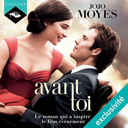 Avant toi audiobook cover art