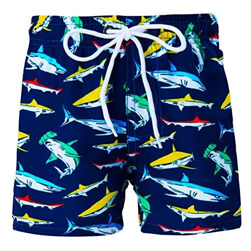 Fanient Little Jungens Quick Dry Beach Boardshorts Kurze Hosen Badehosen Swimsuit Beach Kurze Hosen
