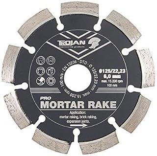 Sponsored Ad – TROJAN Platinum Professional Contractor Mortar Raking Diamond Blade/Diamond Disc - 125mm/5/6.0mm Width