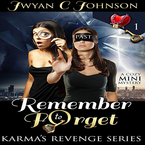 Remember to Forget: A Cozy Mini-Mystery audiobook cover art