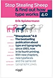Stop Stealing Sheep & Find Out How Type Works (NIGGLI EDITIONS)