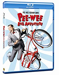 Pee-wee's Big Adventure [Blu-Ray] (B00596L2UM) | Amazon price tracker / tracking, Amazon price history charts, Amazon price watches, Amazon price drop alerts