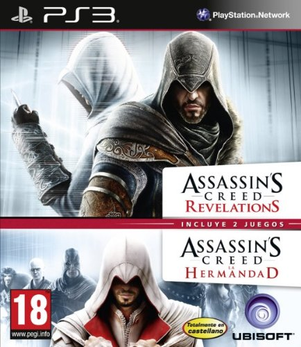Compilación - Assassin´s Creed Revelations + Assassin´s Creed: La Hermandad