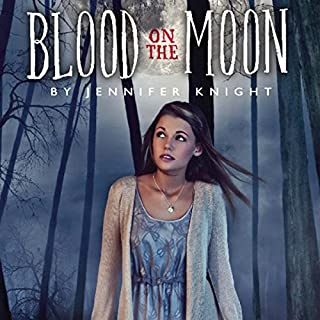 Blood on the Moon audiobook cover art
