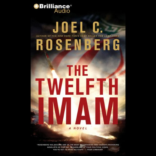 The Twelfth Imam audiobook cover art