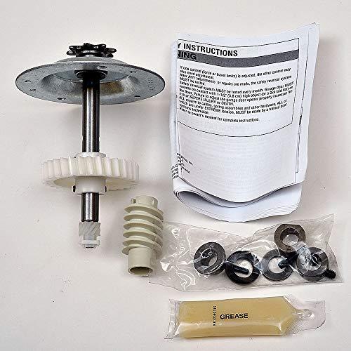 Gear Sprocket 41a4315-7d Replacement For Craftsman 139.53615sr 139.53995SRT Garage Door Opener, Chamberlain 2265R 248730 41ac050-1 41CA4220 41A5021 Opener, Liftmaster 41A5483 2245 3265 3255 1256LM