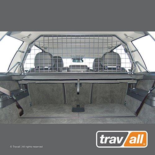 Travall Guard TDG1193 – Grille de séparation avec revêtement en poudre de nylon