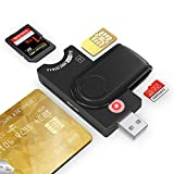 Smart Card Reader USB,CAC/DOD Mi...