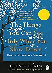 The Things You Can See Only When You Slow Down: How to be Calm in a Busy World by Haemin Sunim