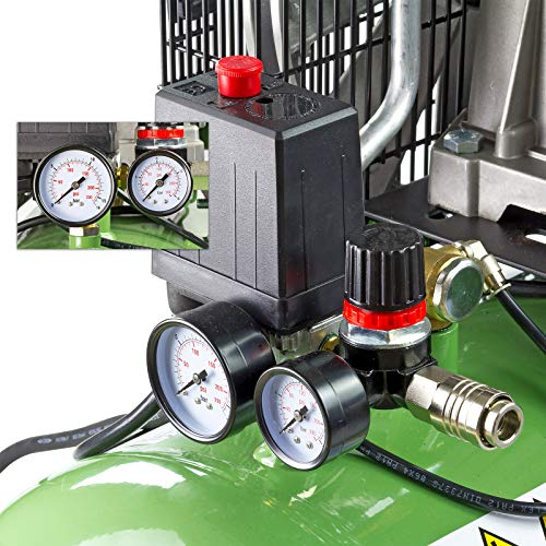 Dema Stabilo Kompressor 100L 230 Volt 450/10/100 - 4