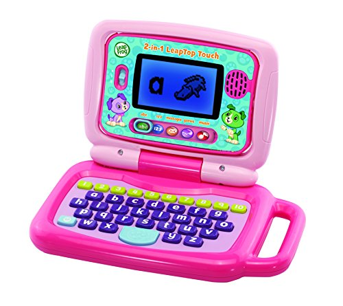 LeapFrog '2 in 1 Leap Top Touch' Toy, Pink