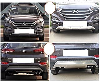 Spoiler Posteriore Baule per paraurti Freno Adesivo in Fibra di Carbonio per Hyundai Tucson ix35 Xuniu Adesivi per Auto