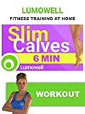 Get Slim Calves - Calf Workout for Women
