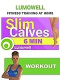 Get Slim Calves - Calf Workout for Women