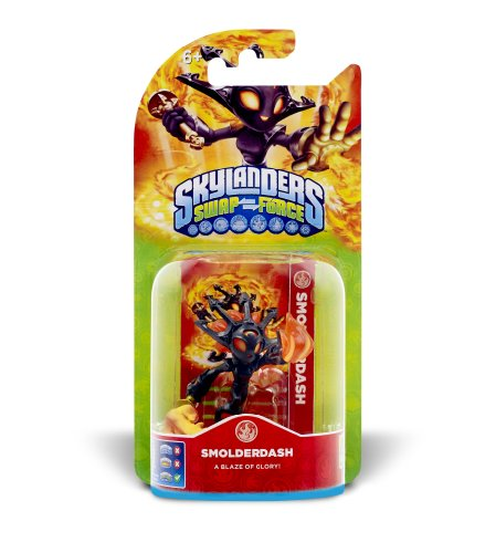 ACTIVISION Skylanders: Swap Force - Figurina Single Smolderdash