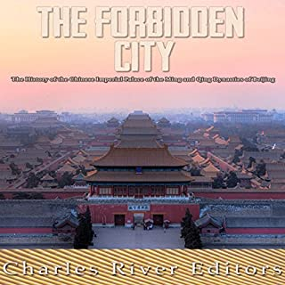 The Forbidden City audiobook cover art
