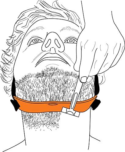 Beard shaving template _image2