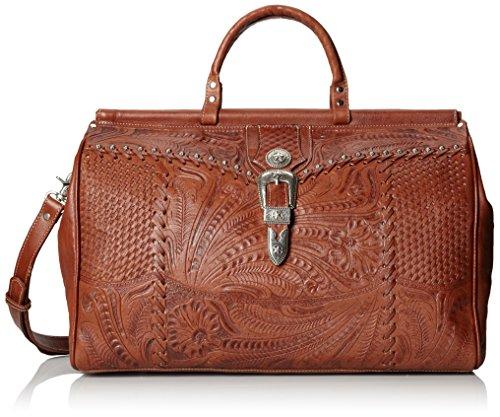 0729354d6a American West Retro Romance Duffel Bag