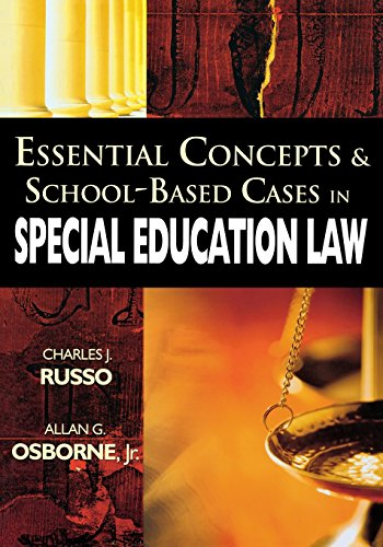 Essential Concepts and School-Based Cases in Special...