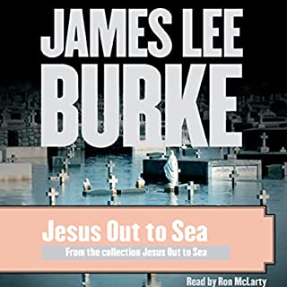 Jesus Out to Sea audiobook cover art