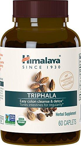 Himalaya Organic Triphala, Colon Cl…
