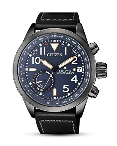 Citizen Satellite Wave CC3067-11L 1