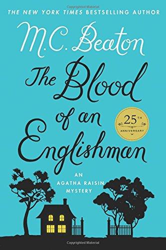 Image of The Blood of an Englishman: An Agatha Raisin Mystery (Agatha Raisin Mysteries)