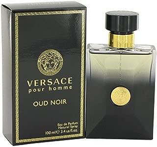 Versace Pour Homme Oud Noir by Versace Eau De Parfum Spray 3.4 oz for Men