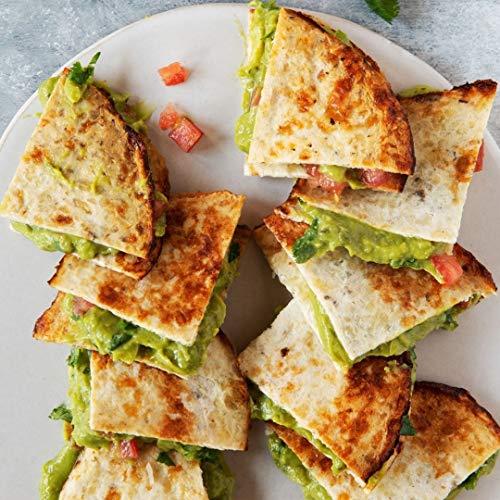 Product Image 8: Cali'flour Foods Tortillas (Original, 24 Count) – Keto Friendly, Low Carb, Gluten Free | Cauliflower Tortillas