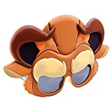 Sun-Staches Costume Sunglasses The Beast Party Favors UV400