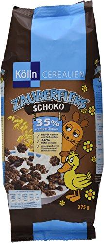 Kölln Zauberfleks Schoko, 6er Pack (6 x 375 g)