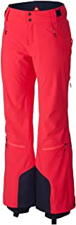 بنطال Columbia Women's Jump Off Large Regular Laser Red